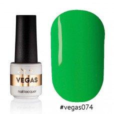 Гель-лак Vegas 074 6 мл