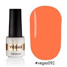 Гель-лак Vegas 092 6 мл