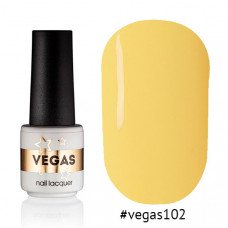 Гель-лак Vegas 102 6 мл