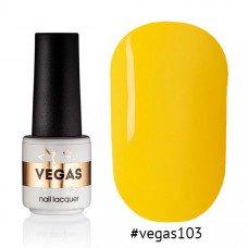 Гель-лак Vegas 103 6 мл