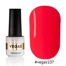 Гель-лак Vegas 107 6 мл