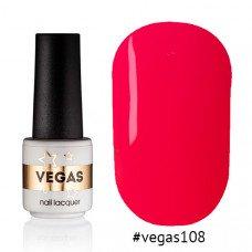 Гель-лак Vegas 108 6 мл