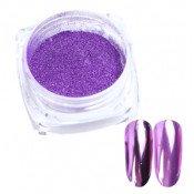 Зеркальная втирка Люкс 08 светло-фиолетовая 0,5г