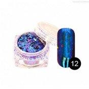 Хлопья Юки Tnl-12 сине-фиолетовые