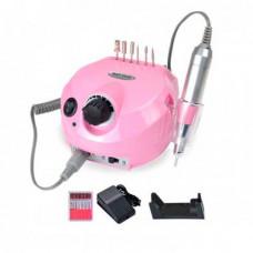 Профессиональный фрезер Фрезер DM-202 (35000 оборотов) розовый