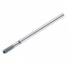 Алмазная насадка для маникюрного аппарата D194fS цилиндрическая