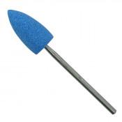 Корундовая насадка A3 синяя конус - средняя жесткость
