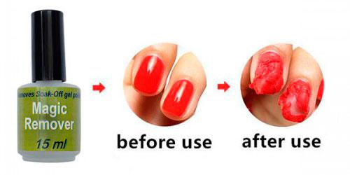 Magic remover до и после